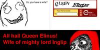 Queen Elinus