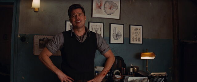 File:Aldo Raine grins in the clinic.jpg