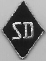 Sicherheitsdienst SD logo