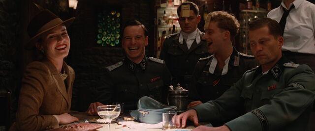 File:Bridget, Hicox, Wilhelm laugh.jpg