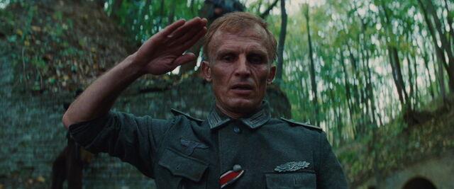 File:Werner Rachtman salutes Aldo.jpg