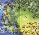 Географические объекты Алагейзии