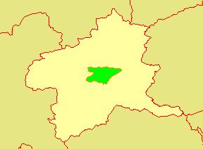 地図-群馬県渋川市-2006