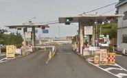 Odawara Toll Gate