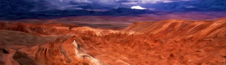 Initium Desert