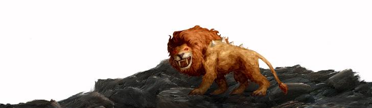 Npc-Dire-Lion