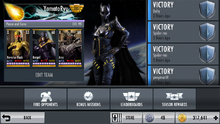 Good With (Ares and Batgirl Example)