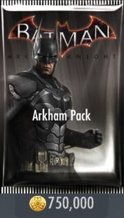 Arkham Pack in Stroe