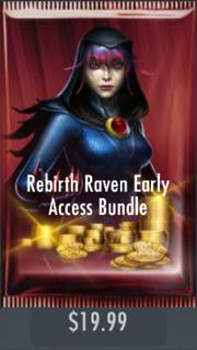 Rebirth Raven Pack