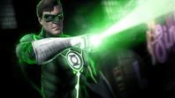 Loading screen (Green Lantern)
