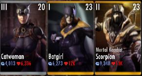 Superman Godfall expert challenge battle 5 match 1