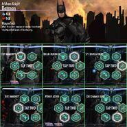 Batman Arkham Knight's Passive
