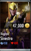 SinestroRegime
