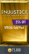 Special Gold Pack