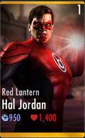 Red Lantern Card