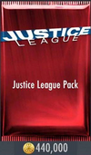 Justice League Pack