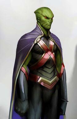 Martian Manhunter Gen 2 (JLG)