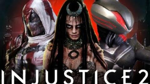 Injustice 2 - Fighter Pack 2 Predictions!