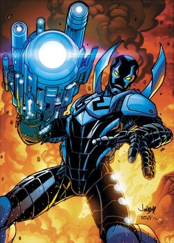 Blue Beetle (Legends Collide)