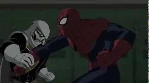 Spiderman Vs TaskMaster