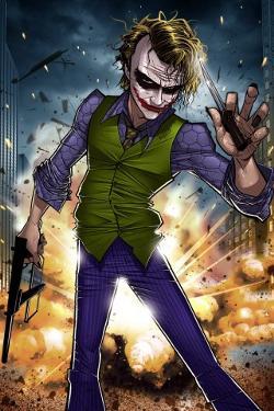 Joker (Legends Collide)