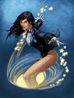 Zatanna (Legends Collide)