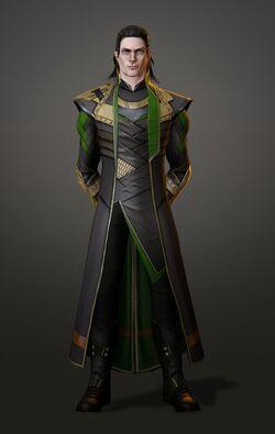 Loki (Legends Collide)
