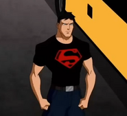 Superman Young Justice (World's End)