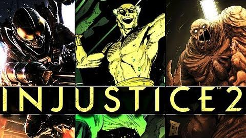 Ra's al Ghul, Firefly, And Clayface Premier Skins + DLC Abilities? ( Q&A)