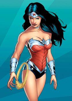 Wonder Woman Gen 1 (JLG)