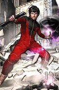 Shang-Chi (Earth-616) from Marvel War of Heroes 001