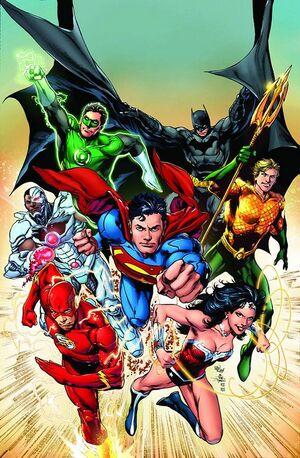 Justice League Anti-Life