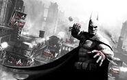 Batman Arkham City (World's End)