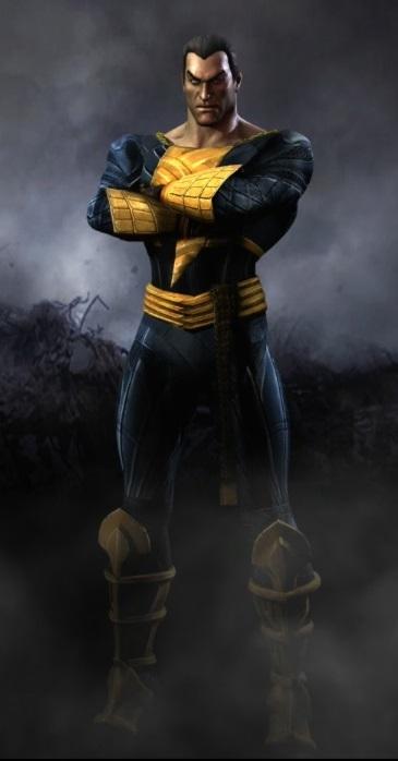 New 52 Black Adam Injustice