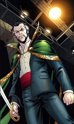 Ras Al Ghul The First Insurgent 2