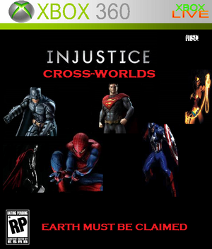 Injustice Cross-Worlds