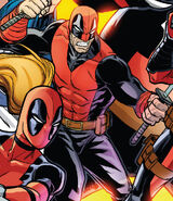 Wade Wilson (Earth-10310) from Deadpool Kills Deadpool Vol 1 2 001