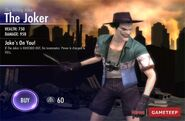 Killing Joke Joker IOS