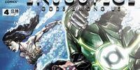 Injustice: Gods Among Us Issue 4