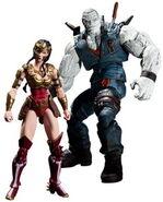 Regime Wonder Woman and Regime Solomon Grundy