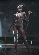Catwoman - Demon