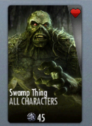 Swamp Thing IOS