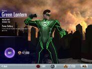 Regime Green Lantern