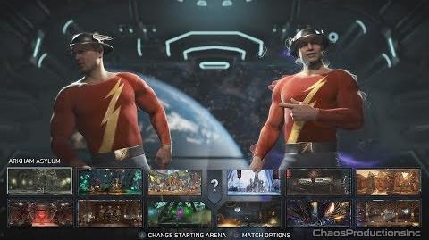 Injustice 2 - All Character Select Animations