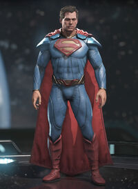 Superman - Truth and Justice