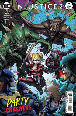 Injustice 2 Cover 7