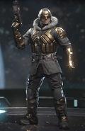 Captain Cold - Tournament