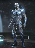 Blue Beetle - The Reach