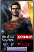 MoS Superman IOS