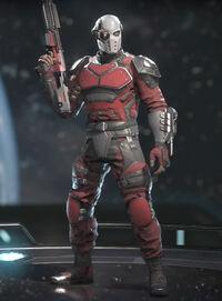 Deadshot - The Professional